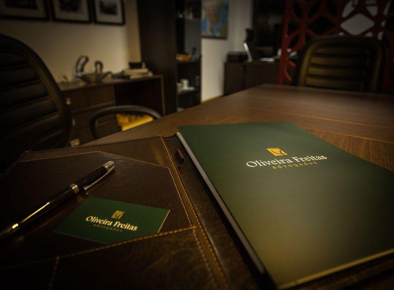 Escritório | Oliveira Freitas Advogados